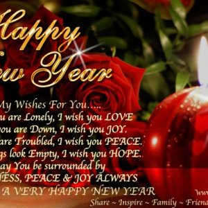 Happy New Year Wishes Greetings 2013