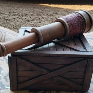 Spyglass & Mini Crate