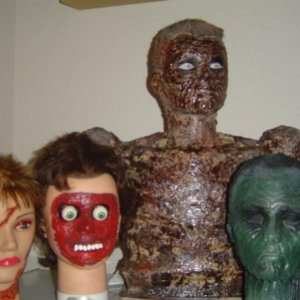 mannequin head creations