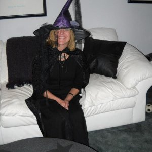 Mrs. TCASS, what a witch!